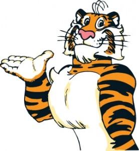Der ESSO-Tiger